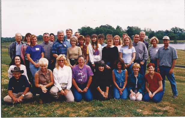 USA - Clinic avec M.Cain - 1999 1